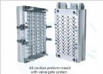 48 cavities Preform Mould