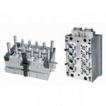 8 cavities Preform Mould